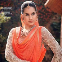 Latest Long Anarkali Salwar Suit
