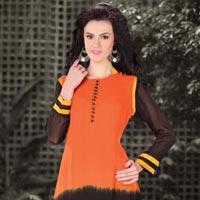 Pakistani Style Long Kurti