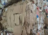 waste paper scraps