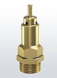 Brass Inlet Valve