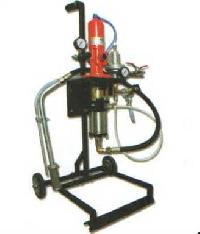 Pneumatic Piston Pump