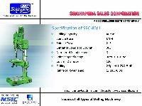 42mm Cap Radial Drill Machine