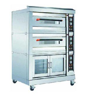 Proofer Double Deck Oven