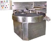 Semi Automatic Chapati Making Machine