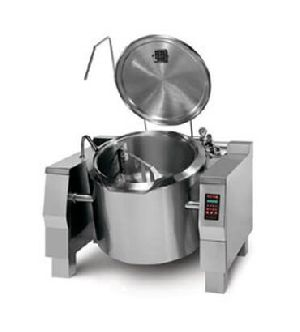 Tilting Steam Kettle