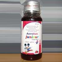 Aerotus Junior Cough Syrup