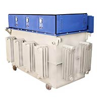 Servo Voltage Stabilizers for Industries