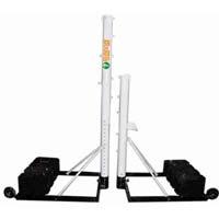 Badminton & Volleyball Combine Pole