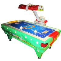 Coin Operated Air Hockey Indoor Game Machine