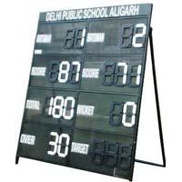 Cricket Score Board (Medium)
