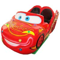 European Car Kiddie Rides
