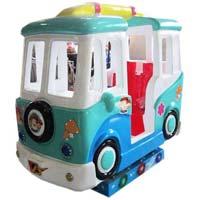 Kiddie  Rides Cartoon Bus