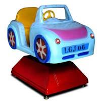 Kiddie Rides Electronic Toy Car