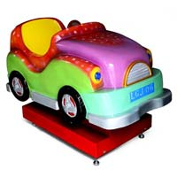 Kiddie Rides Electronic Toy Coin Car