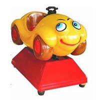 Kiddie Rides Frog car