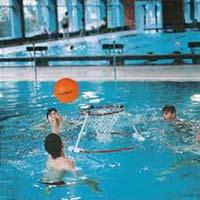 Water basketball B