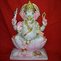 Marble Ganesha Statues