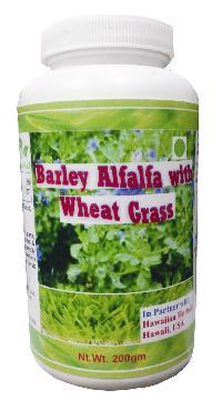 Hawaiian Herbal Barley Alfalfa  Powder