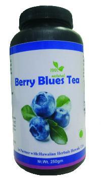 Hawaiian Herbal Berry Blues Tea - Buy 1 Get 1 Drops