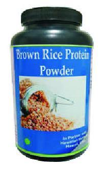 Hawaiian Herbal Brown Rice Protean Powder