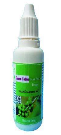 Hawaiian Herbal Green Coffee Bean Extract Drops