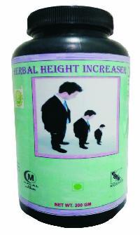 Hawaiian Herbal Height Increaser Powder  - Buy 1 Get 1 Drops