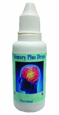 Hawaiian Herbal Memory Plus Drops