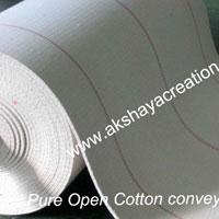 Open Roll Type Cotton Conveyor Belt