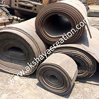 Used Nylon Grip Conveyor Belts