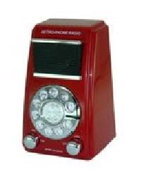 Retro Phone Radio