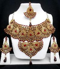 Patwa Necklace Set