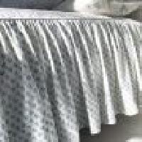 Fabiola Bedspread With Ruffle