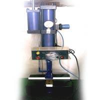 Semi Automatic Embossing Machine