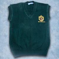 School Half Sleeves Sweaters