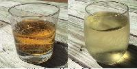 Etched Nautical Chart Glasses