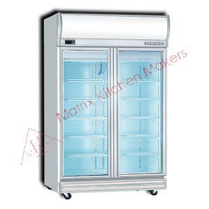 Display Freezer