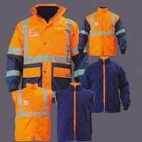 Industrial And Protective Reflective Uniforms