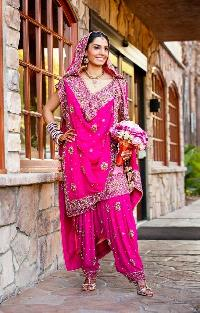 Bridal Punjabi Suit