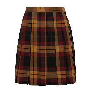 Girls School Skirts
