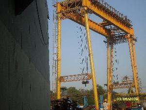 Double Girder Gantry Cranes