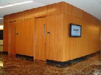 Hard Wood Flush Door