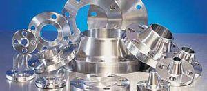 Stainless Steel & Duplex Steel Flanges