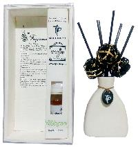 TP-Aroma Reed Diffuser- Mogra Flavour- White Pot