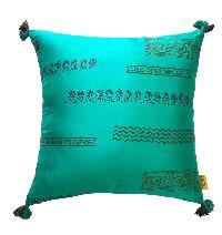 Aquamarine Cushion