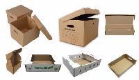 CUSTOMIZED / DIECUT BOXES