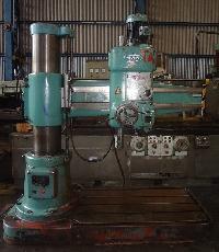 Mas Vr-4 Radial Drill