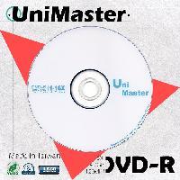 Unimaster Blank Dvd