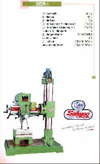 38 MM Radial Drill Machine