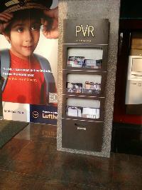 Leaflet Display Stands