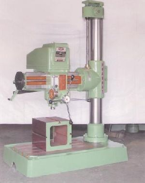 25mm Fine Feed Radial Drilling Machine